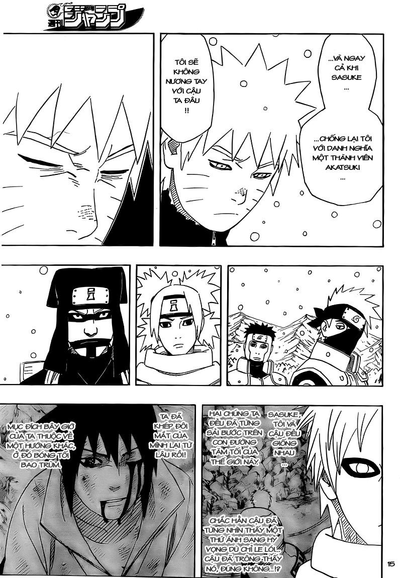 Naruto chap 474 Trang 15 - Mangak.info