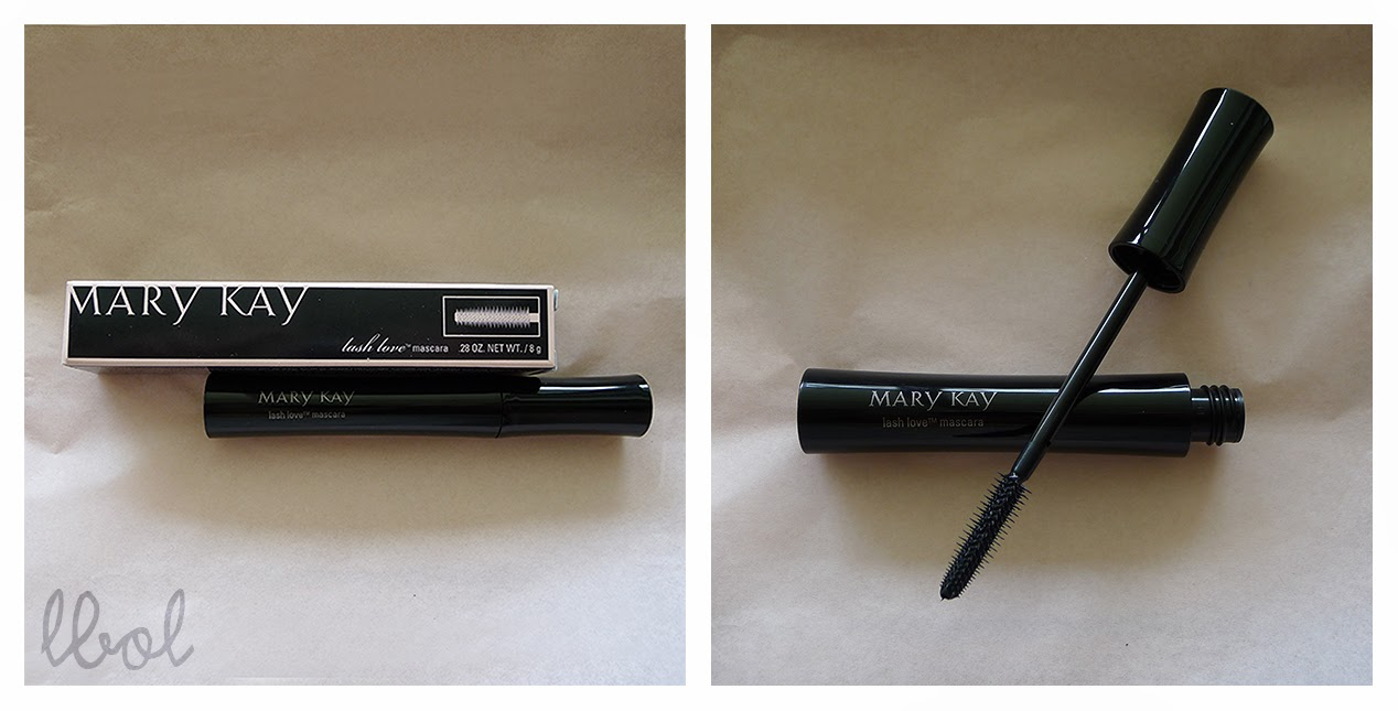 Mary Kay Lash Love Mascara in I ♥ Black
