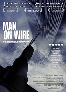 ντοκιμαντέρ Man on Wire
