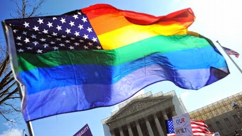 Gay marriage will become law of the land