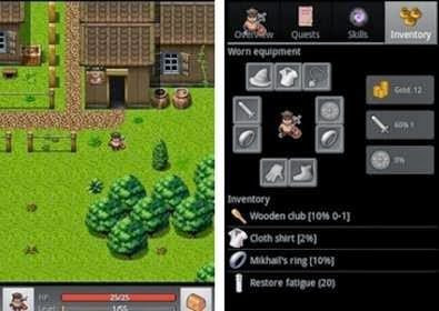 Game RPG Paling Ringan Di Android