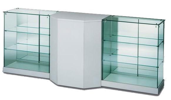 Casa de este alojamiento ventanas de madera y vidrio vitrinas - Vitrinas de madera y vidrio ...