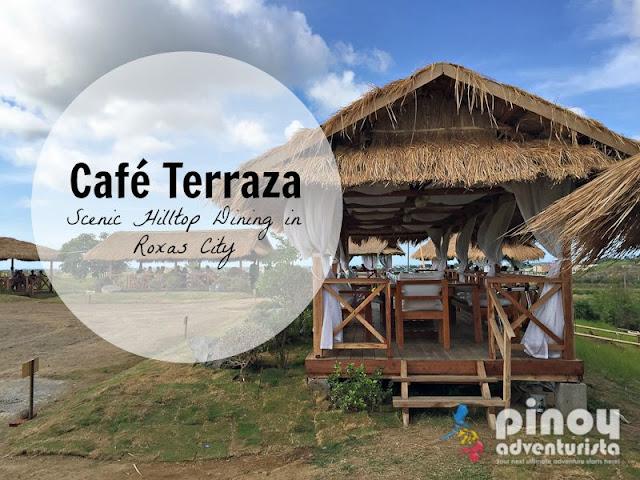 Café Terraza in Roxas City
