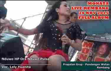 Monata terbaru 2015 live Rembang, Prapatan Grup, full Album