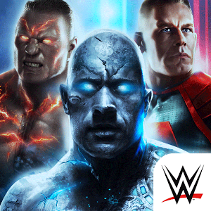 WWE Immortals Mod (Unlimited Everything) APK + DATA