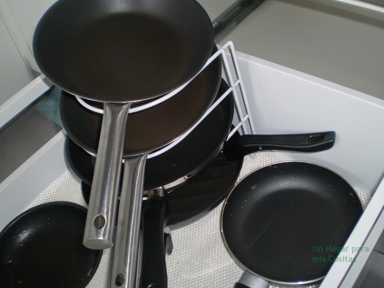 Un Hogar Para Mis Cositas Orden En La Cocina Actualizada  ~ Leroy Merlin Cajas Organizadoras