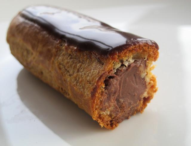 Jacques Génin Pâtisserie - Eclair au chocolat
