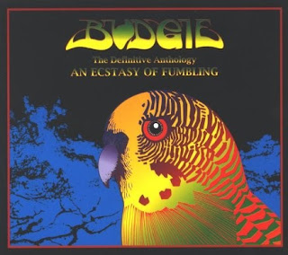 Budgie - An Ecstasy of Fumbling album cover