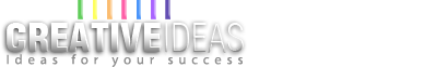Creative-Ideas - Ideas for your Success