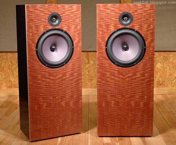 DeVore Fidelity Orangutan O/93 loudspeaker