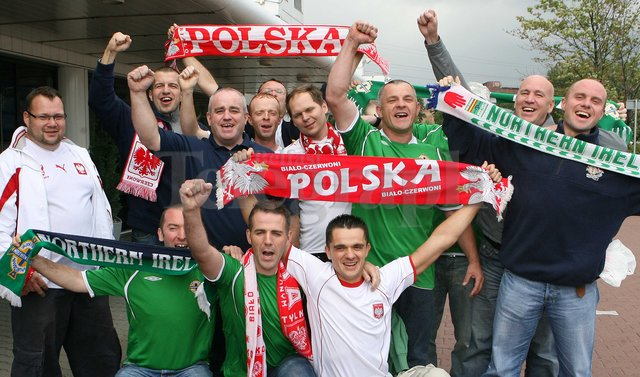 Polish dating northern ireland