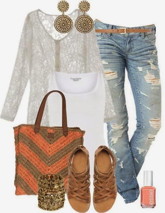 Jeans, Hand made Bag for Springac