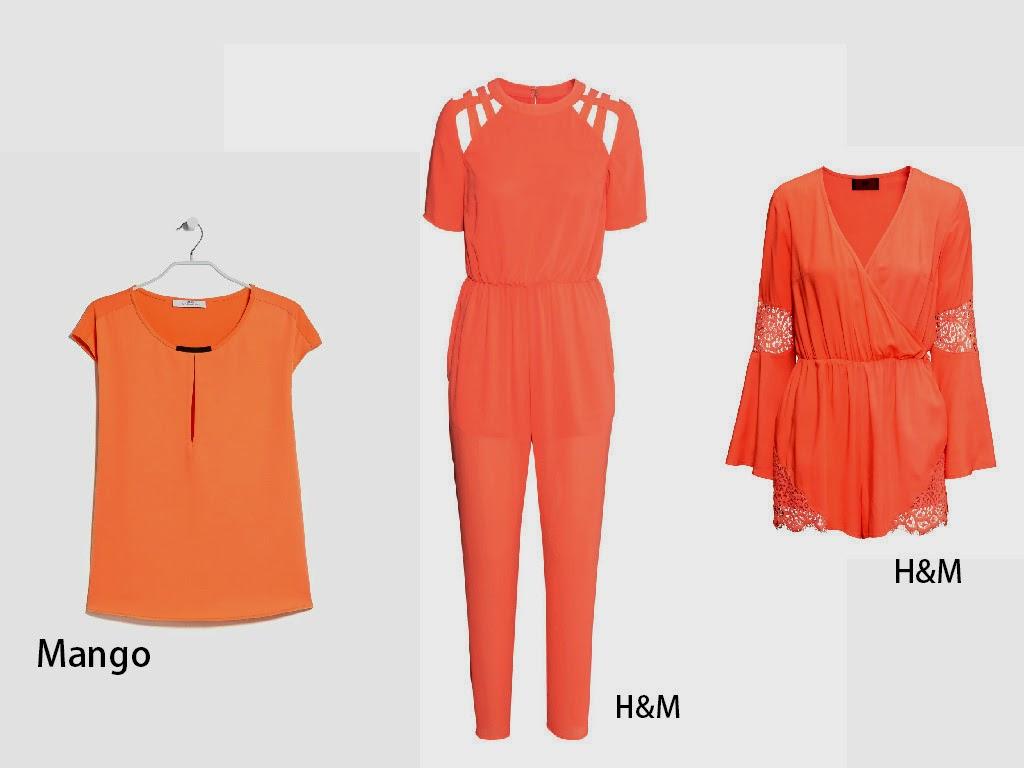 O Laranja é outro dos tons que vai inspirar os Looks da Primavera/Verão. O dinamismo e a vitalidade que esta cor transmite permite criar Outfits arrojados e marcantes. Dicas de Moda e Imagem. Blog de Moda Style Statement. Tendências. Laranja, coral. Blog de moda portugal, blogues de moda portugueses.