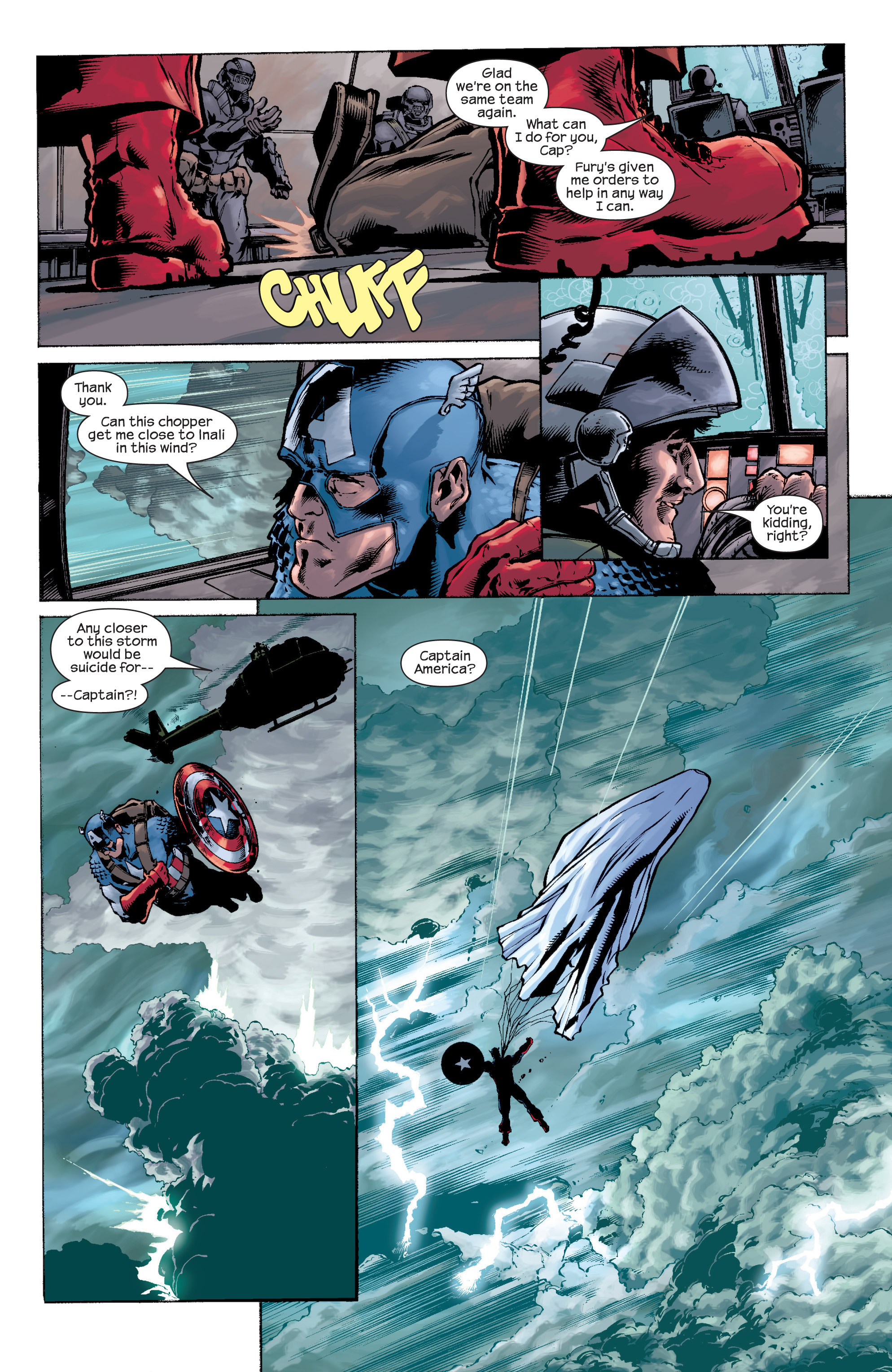 Captain America (2002) Issue #9 #10 - English 22