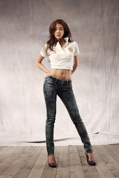 Asian Girls In Jeans