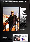 Minha Revista/Portfolio de fotografia