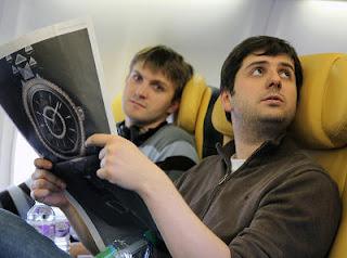 Les Russes Svidler et Vitiugov de retour en Russie © Chess & Strategy