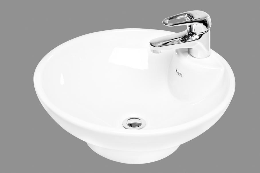Servidor porcelana sanitaria lavamanos azalea for Porcelana sanitaria