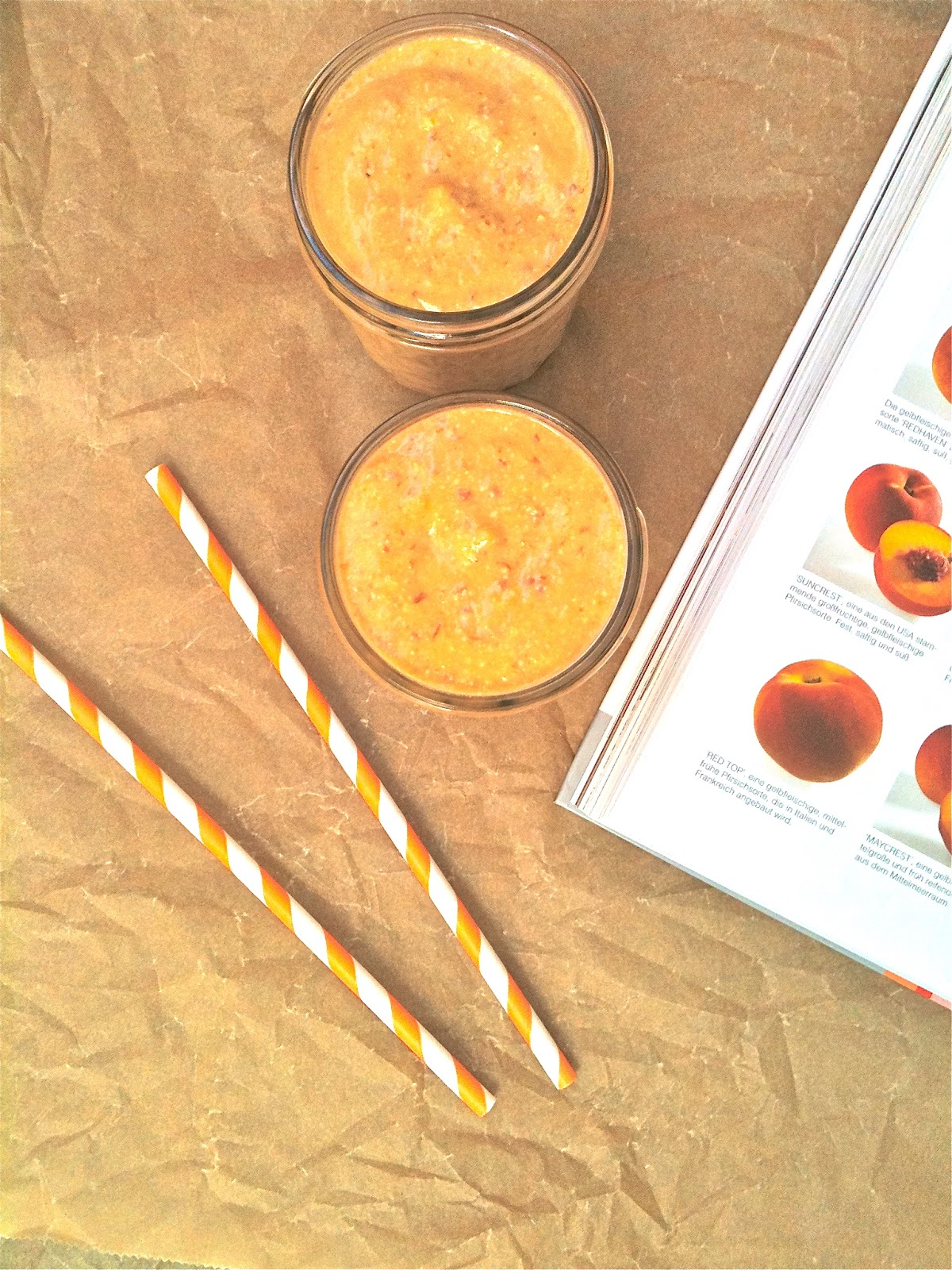 Passionately Raw! - Apricot Power - An Anti-Cancer Smoothie