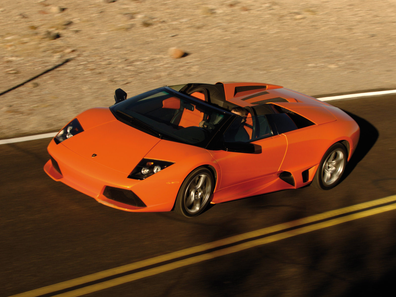 2007 Lamborghini Murcielago Lp640 Roadster Pictures Specs