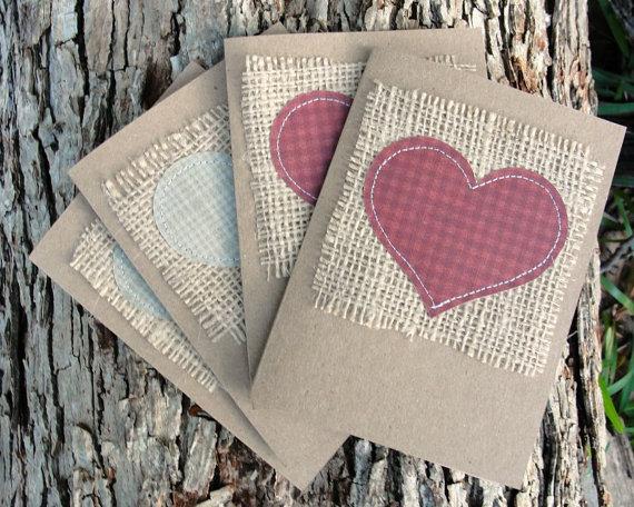 Cosas de palmichula decorar con tela de saco arpillera - Bolsitas de tela de saco ...