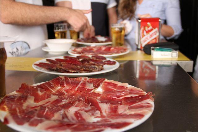 Sevilla gastronom a con mucho arte el mundo visto por - Fragancias de sevilla ...