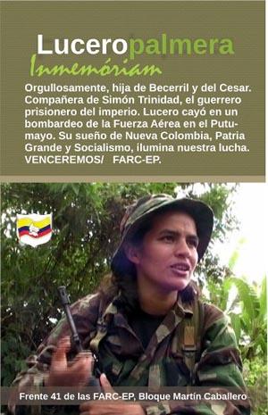 LUCERO QUE ILUMINA A LA NUEVA COLOMBIA