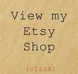 My Etsy Shop