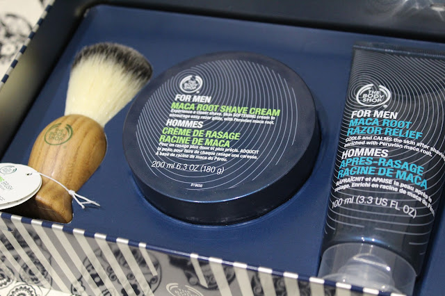 The Body Shop | Modern Gent's Shaving Kit