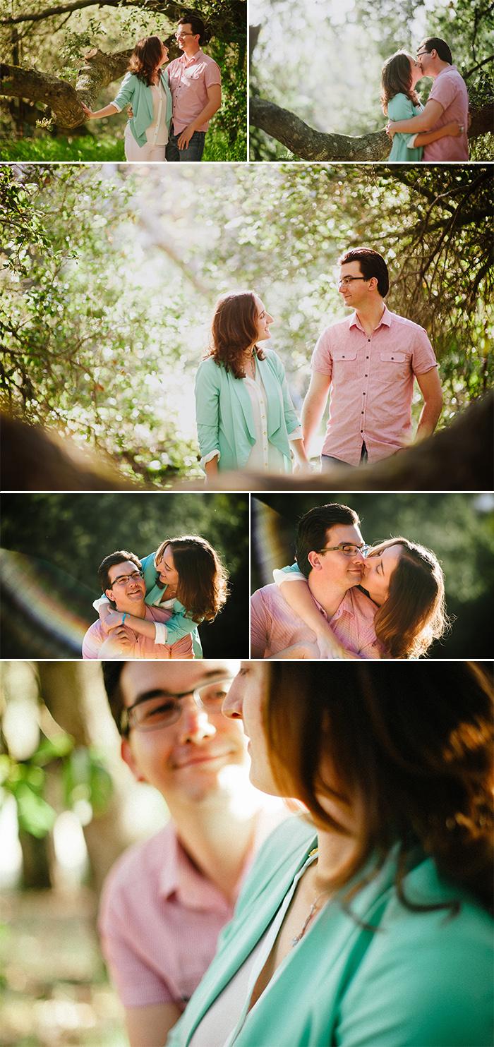 Chitactac Adams County Park Engagement Portraits