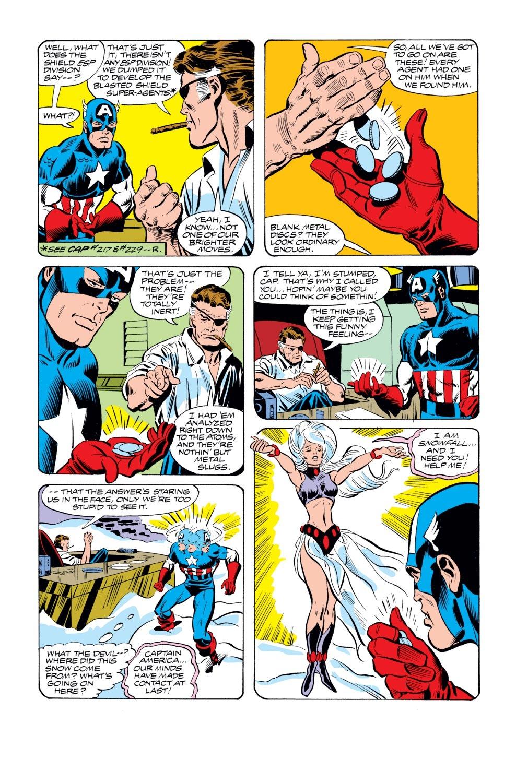 Captain America (1968) Issue #238 #153 - English 7