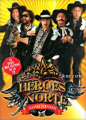 Los heroes del norte segunda temporada