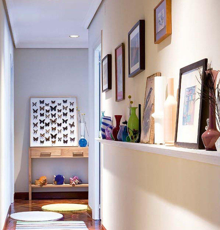 Corredores sem gra a nunca mais aninteriores - Decoracion de pasillos pequenos ...