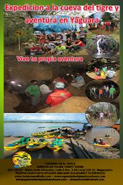 LA CUEVA DEL TIGRE Y AVENTURA EN YAGUARA