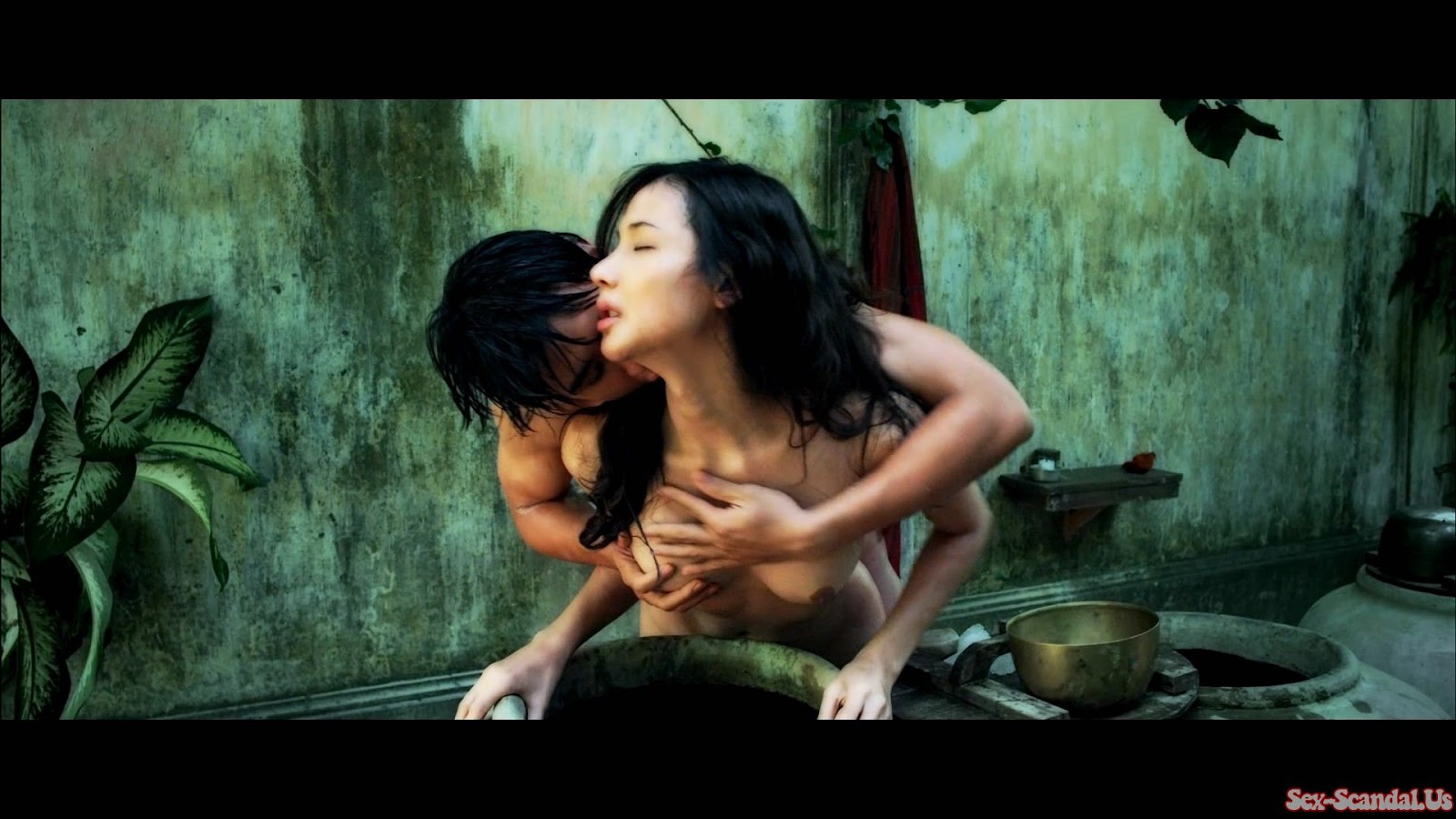 Korea Naked movie sex