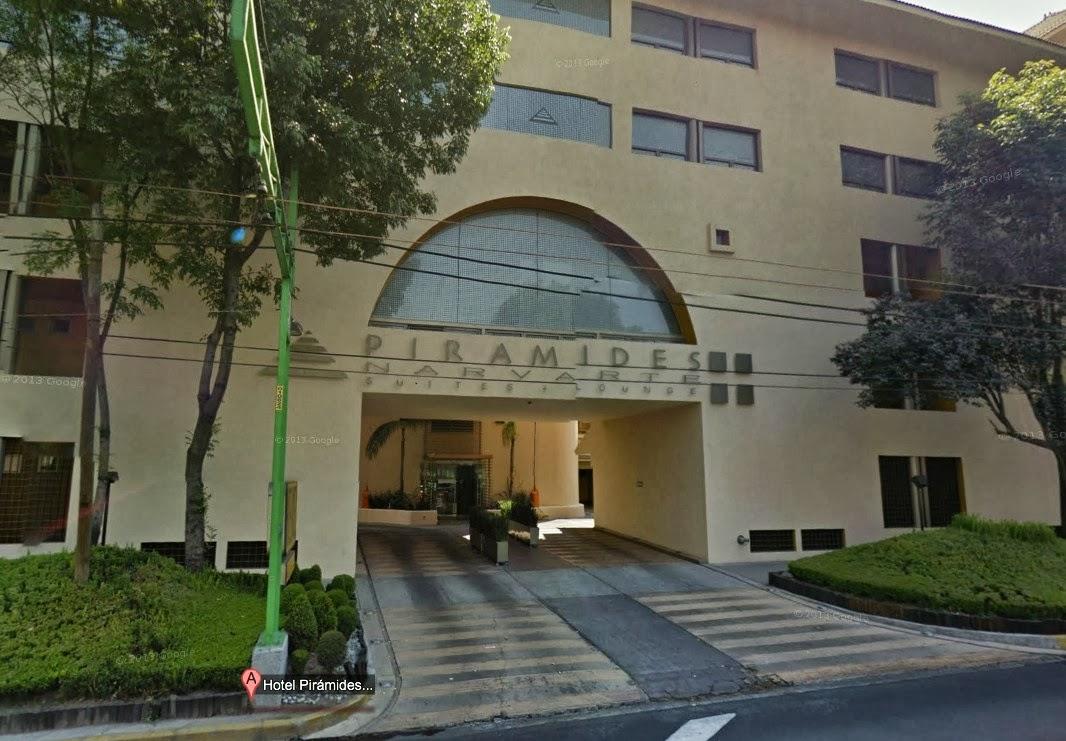 Guia Hoteles De Paso Df Cdmx Hotel Pir Mides Narvarte Nico Y