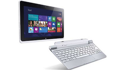Acer iconia W510 detachable tablet