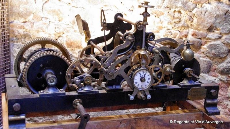 Horloge Issoire, Puy de Dôme