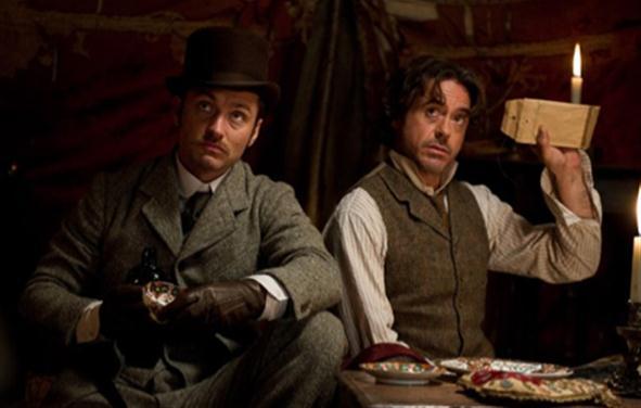 10 Film Hollywood Paling Banyak Dibajak Sepanjang Tahun 2012: Sherlock Holmes: A Game of Shadow