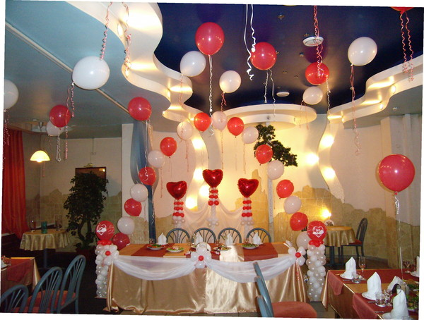 Arreglos con globos para boda interesting arreglos con globos para boda with arreglos con - Decoracion boda en casa ...