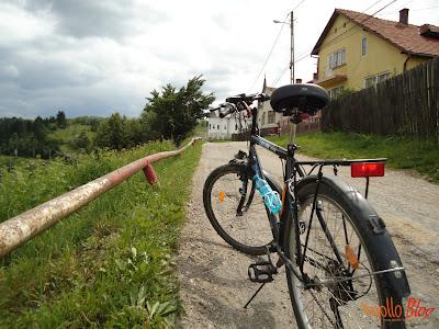 Prindere GoPro Bicicleta
