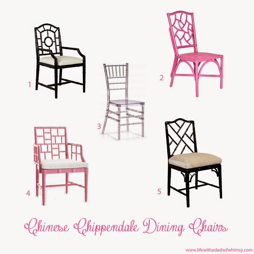 The Hunt For The Perfect Dining Chairs