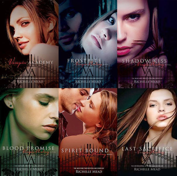 The Vampire Academy Book Series | Richelle Mead