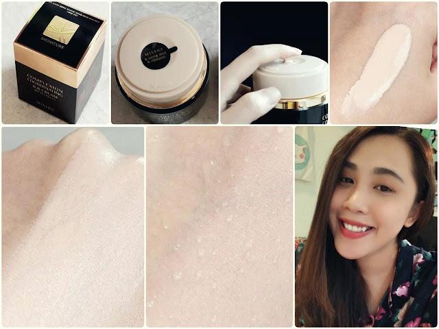 Signature Complexion Coordinating B.B Cream, CC cream BoA, CC BoA, missha, missha việt nam, cc cream, bb cream, gào review mỹ phẩm