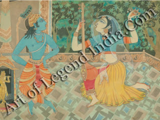 Mirabai Assume Krishna