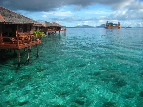 جزيرة الصباح ماليزيا طبيعة خلابة