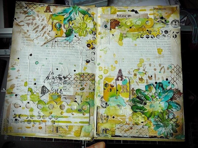 strona w art journalu