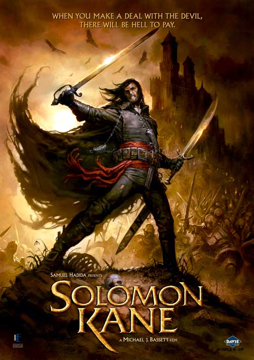 Xem Phim Người Hùng Solomon Kane