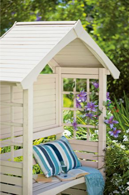 Cadiz arbour from Homebase