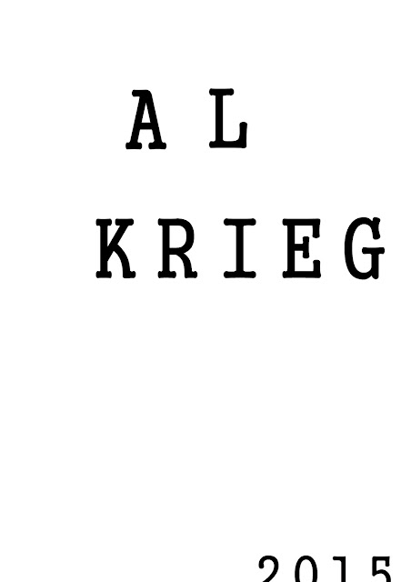 Click on this to get the first pages of ALL KRIEG...